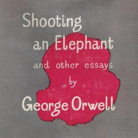 narrative essay shooting an elephant
